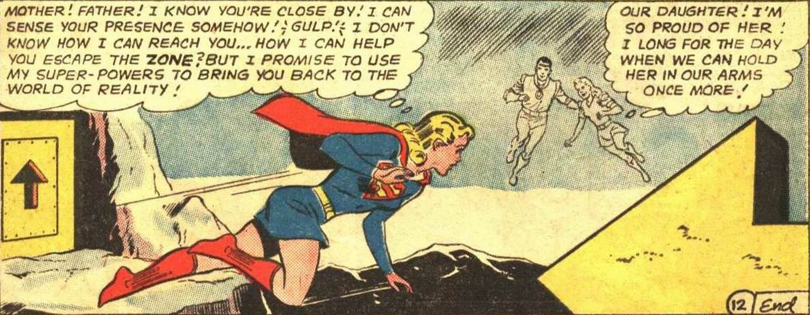 Supergirl: The Untold Story of Argo City