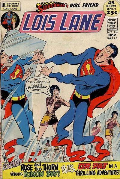 Superman's Girl Friend, Lois Lane Vol 1 116
