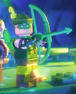 Oliver Queen The Lego Movie 0001