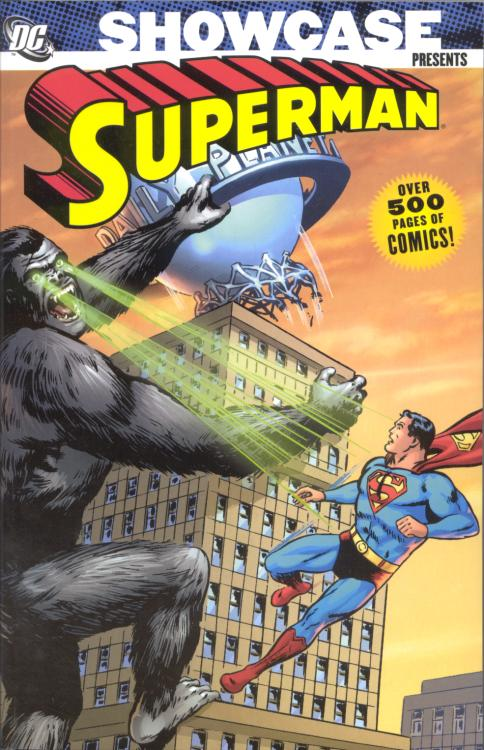 Showcase Presents: Superman Vol. 2 (Collected)