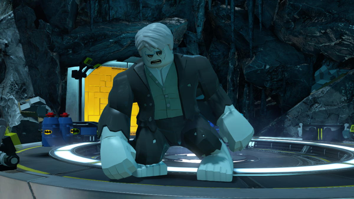 Cyrus Gold (Lego Batman)