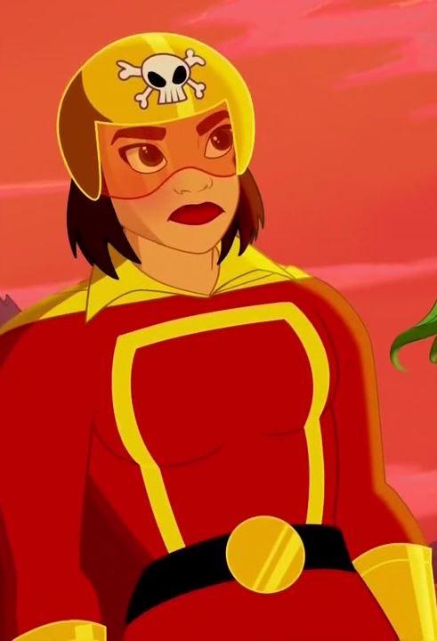 Stompa (DC Super Hero Girls)