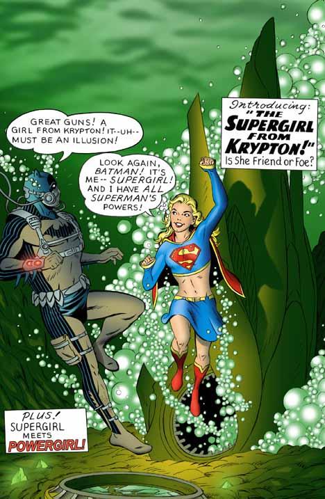 Supergirl Vol 5 1 Textless 3rd Printing.jpg