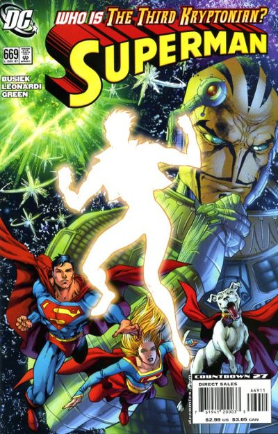 Superman Vol 1 669