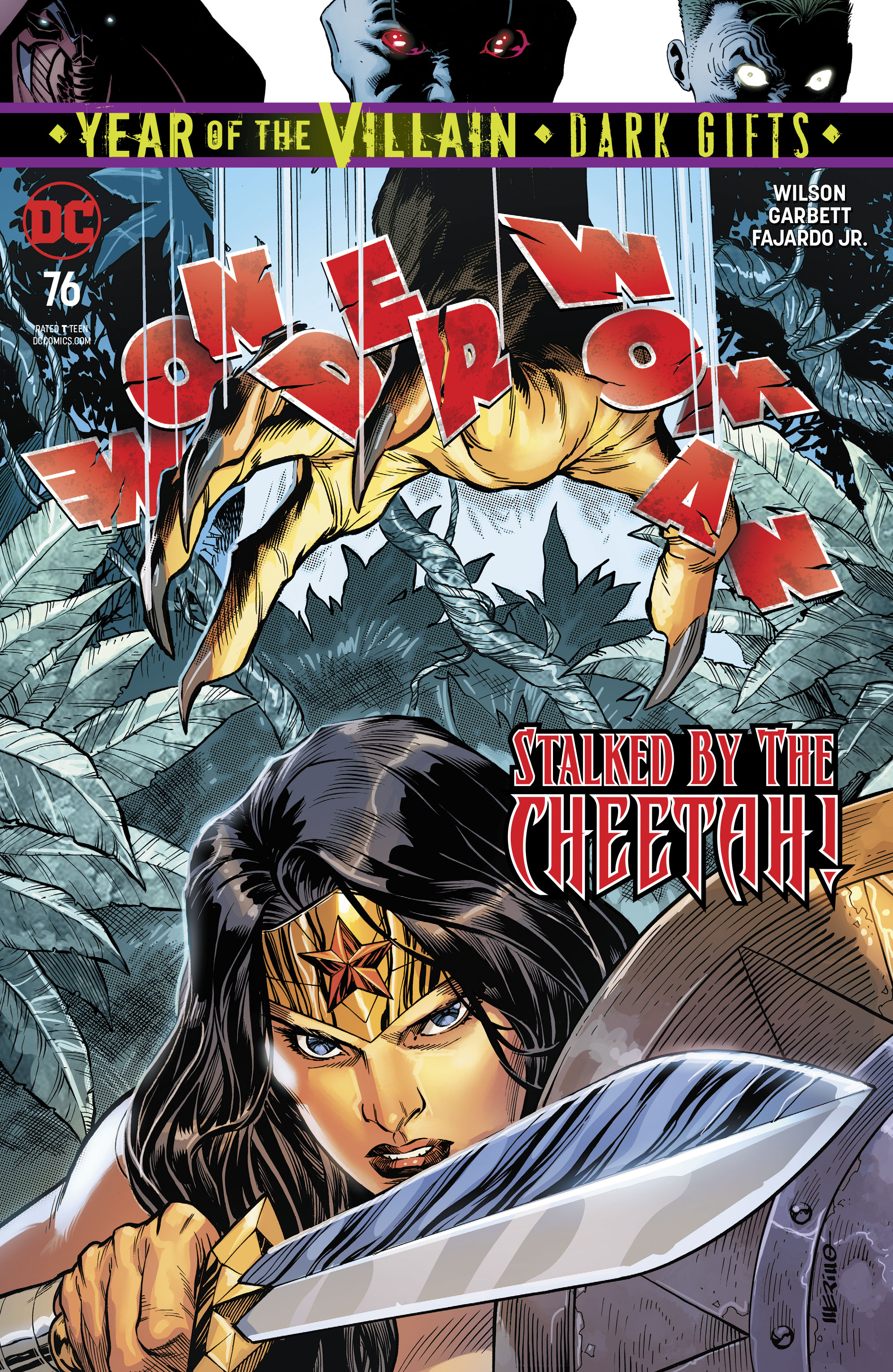 Wonder Woman Vol 5 76