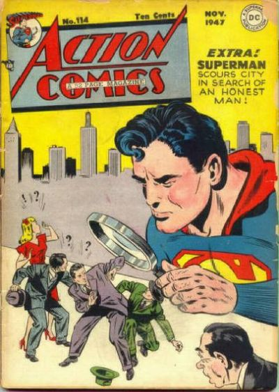 Action Comics Vol 1 114