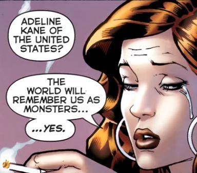 Adeline Kane (Flashpoint Timeline)