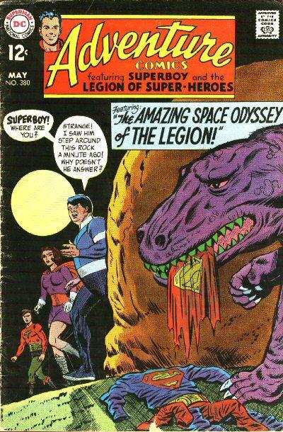 Adventure Comics Vol 1 380
