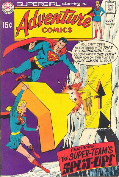 Adventure Comics Vol 1 382