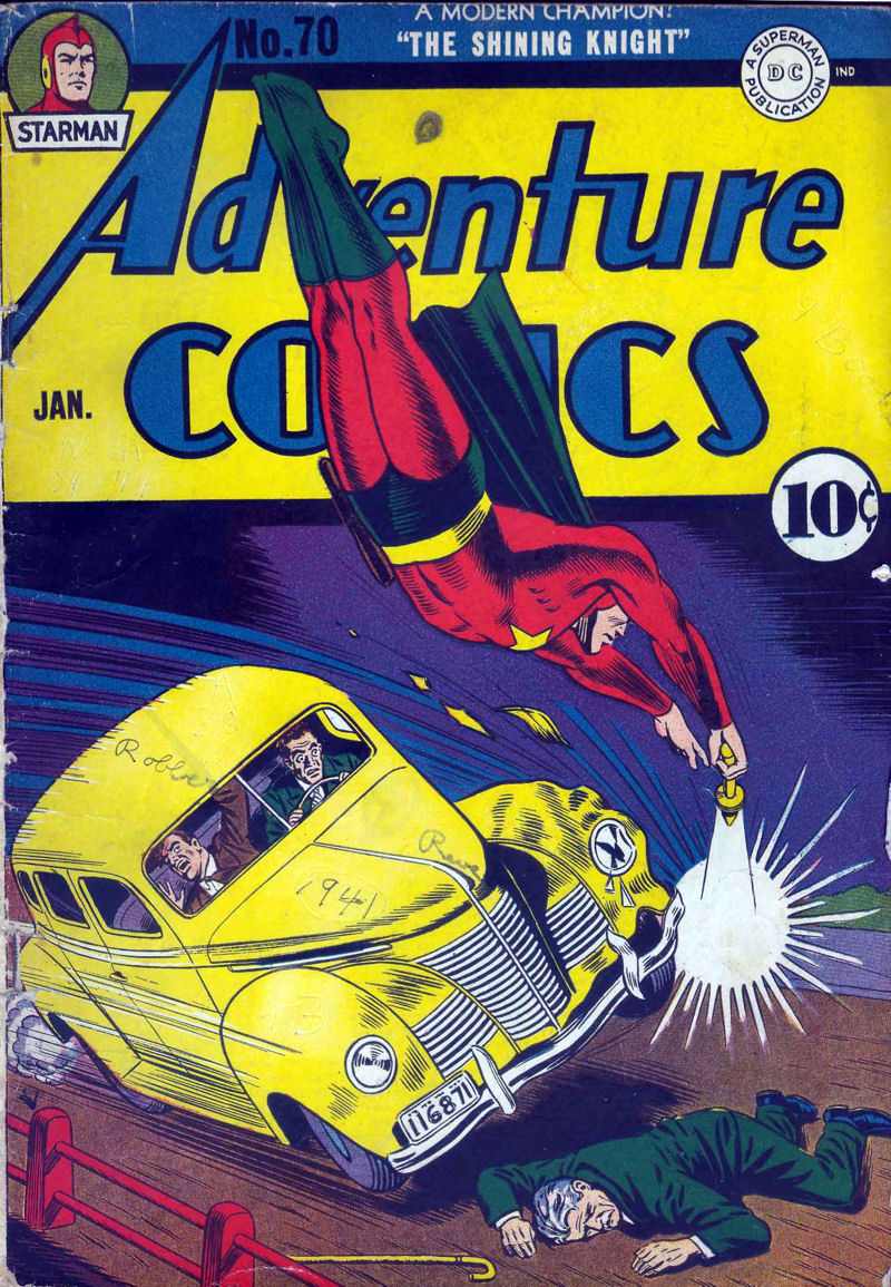 Adventure Comics Vol 1 70