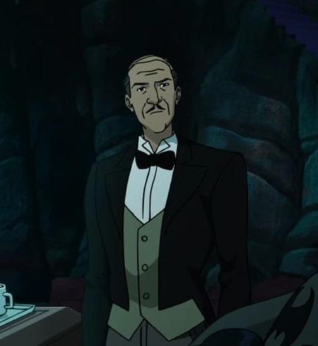 Alfred Pennyworth (The Killing Joke Movie)