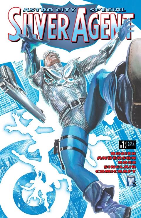 Astro City Special: Silver Agent Vol 1 1