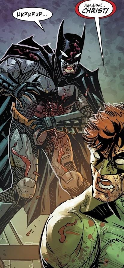 Bruce Wayne (Blackest Day)
