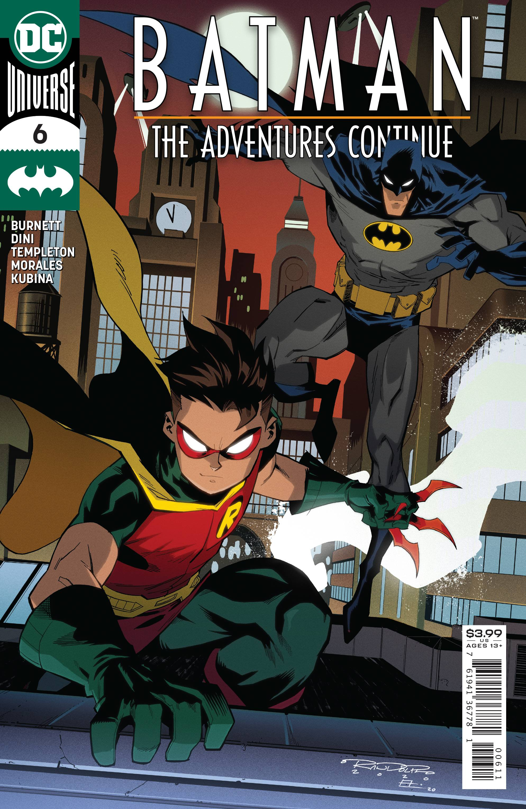 Batman: The Adventures Continue Vol 1 6