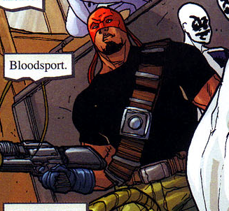 Bloodsport III (New Earth)