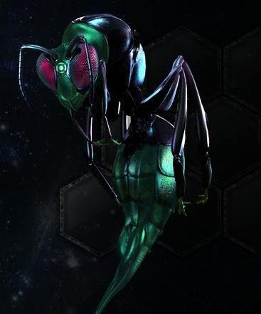 Bzzd (Green Lantern Movie)