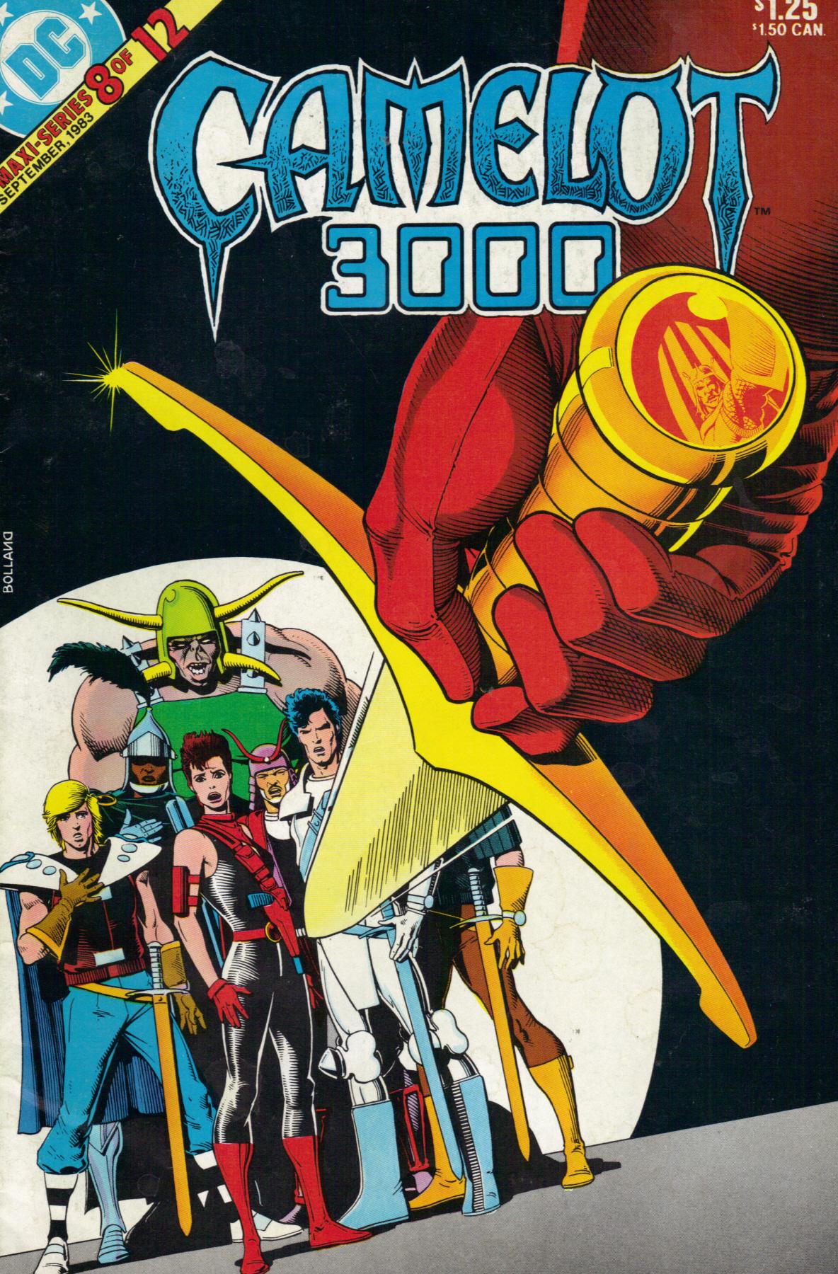 Camelot 3000 Vol 1 8