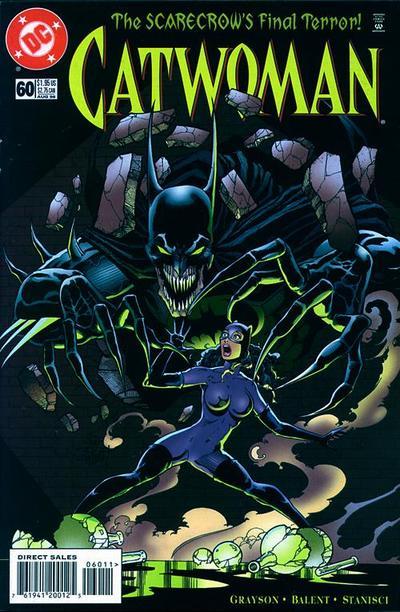Catwoman Vol 2 60