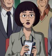 Chloe Sullivan DC Animated Movie Universe 0001