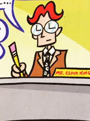 Clock King (Tiny Titans)