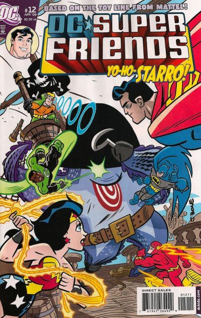DC Super Friends Vol 1 12