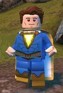 Frederick Freeman Lego Batman 0001
