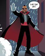 Giovanni Zatara Zatanna and the House of Secrets 001