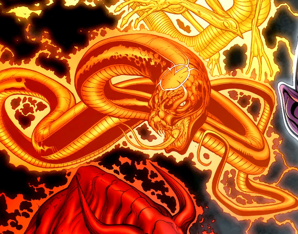 Ophidian (New Earth)
