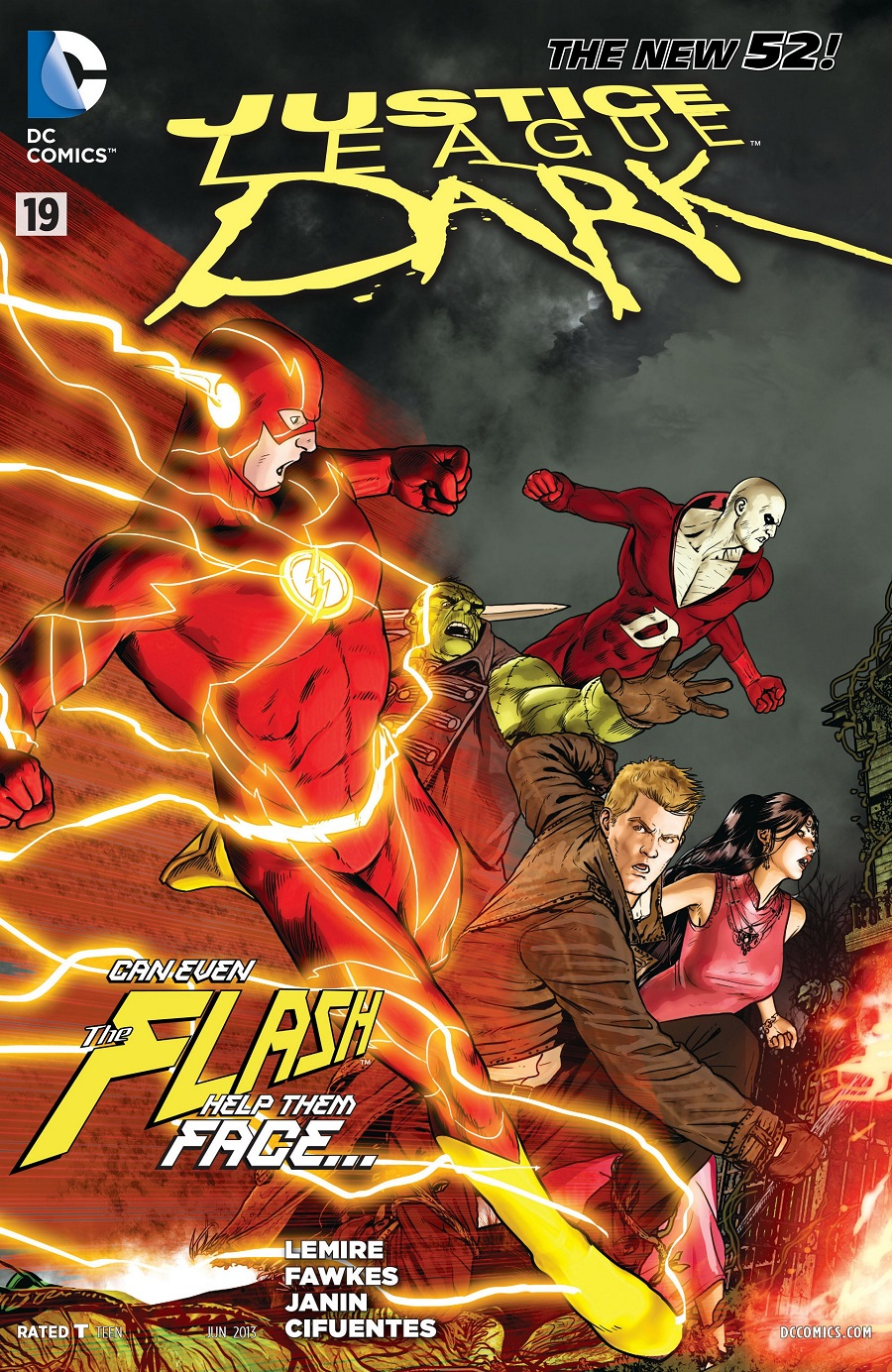 Justice League Dark Vol 1 19