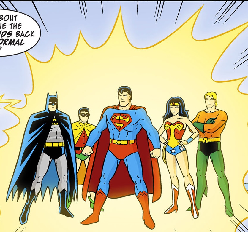 Justice League of America (Scooby-Doo Team-Up)
