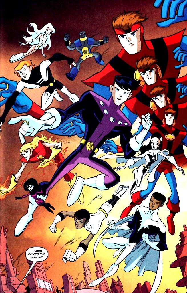 Legion of Super-Heroes (Legion of Super-Heroes TV Series)
