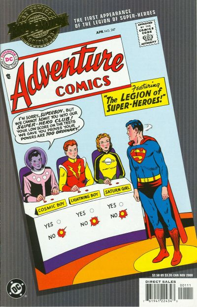 Millennium Edition: Adventure Comics Vol 1 247