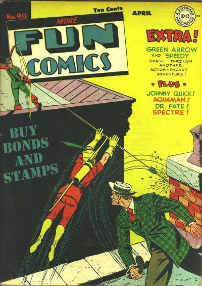 More Fun Comics Vol 1 90