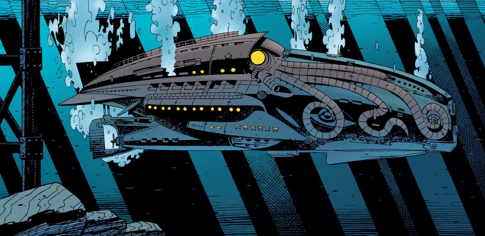 Nautilus (League of Extraordinary Gentlemen)