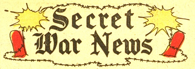 Secret War News