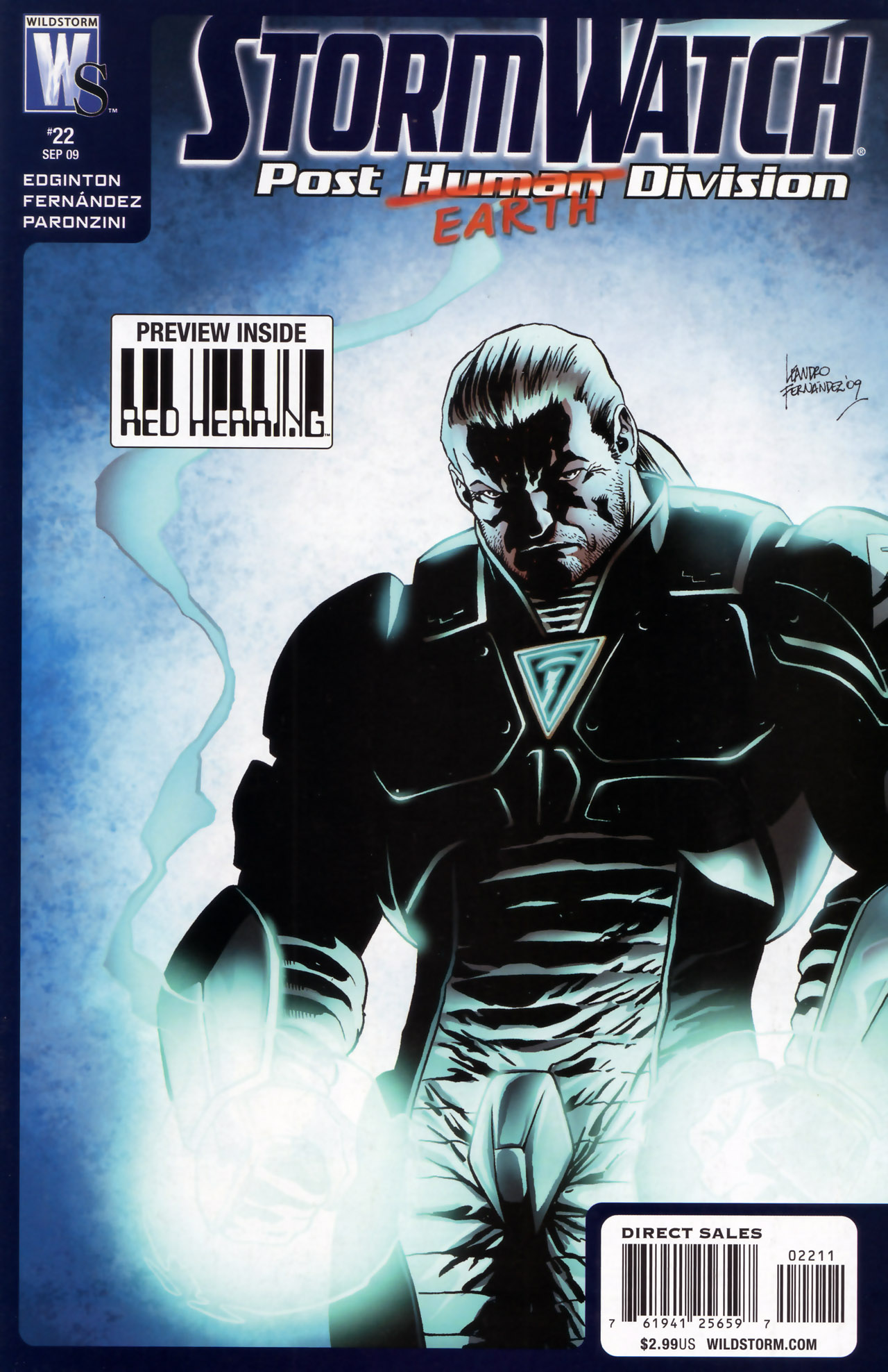Stormwatch: Post Human Division Vol 1 22