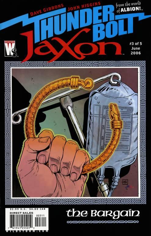 Thunderbolt Jaxon Vol 1 3