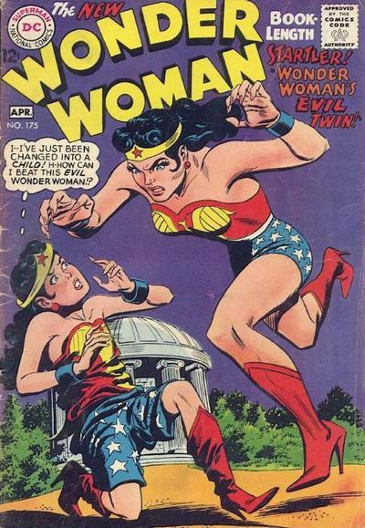 Wonder Woman Vol 1 175