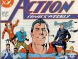 Action Comics Vol 1 601