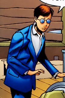Anthony Rodriguez clone (New Earth)