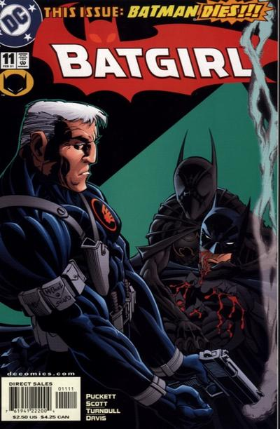 Batgirl Vol 1 11