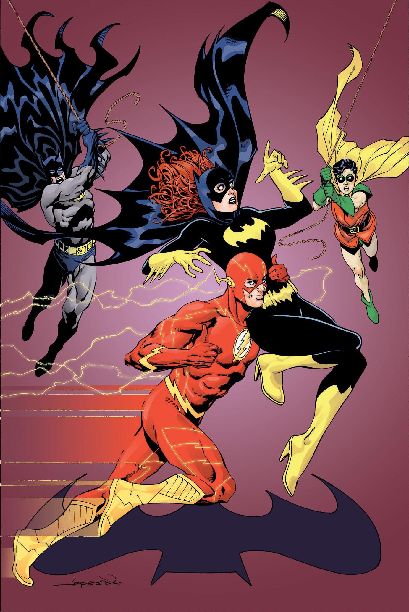 Batgirl Vol 4 38 Textless Flash Variant.jpg