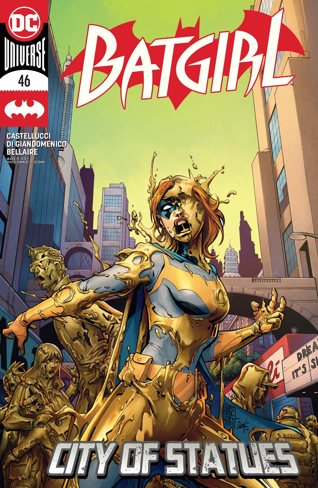 Batgirl Vol 5 46