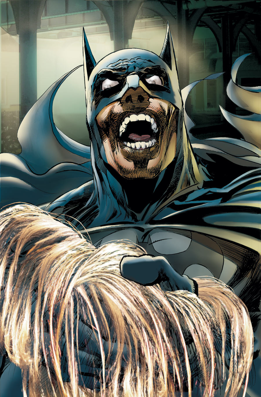 Batman: Odyssey Vol 1 4