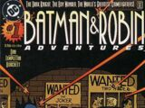 The Batman and Robin Adventures Vol 1 1