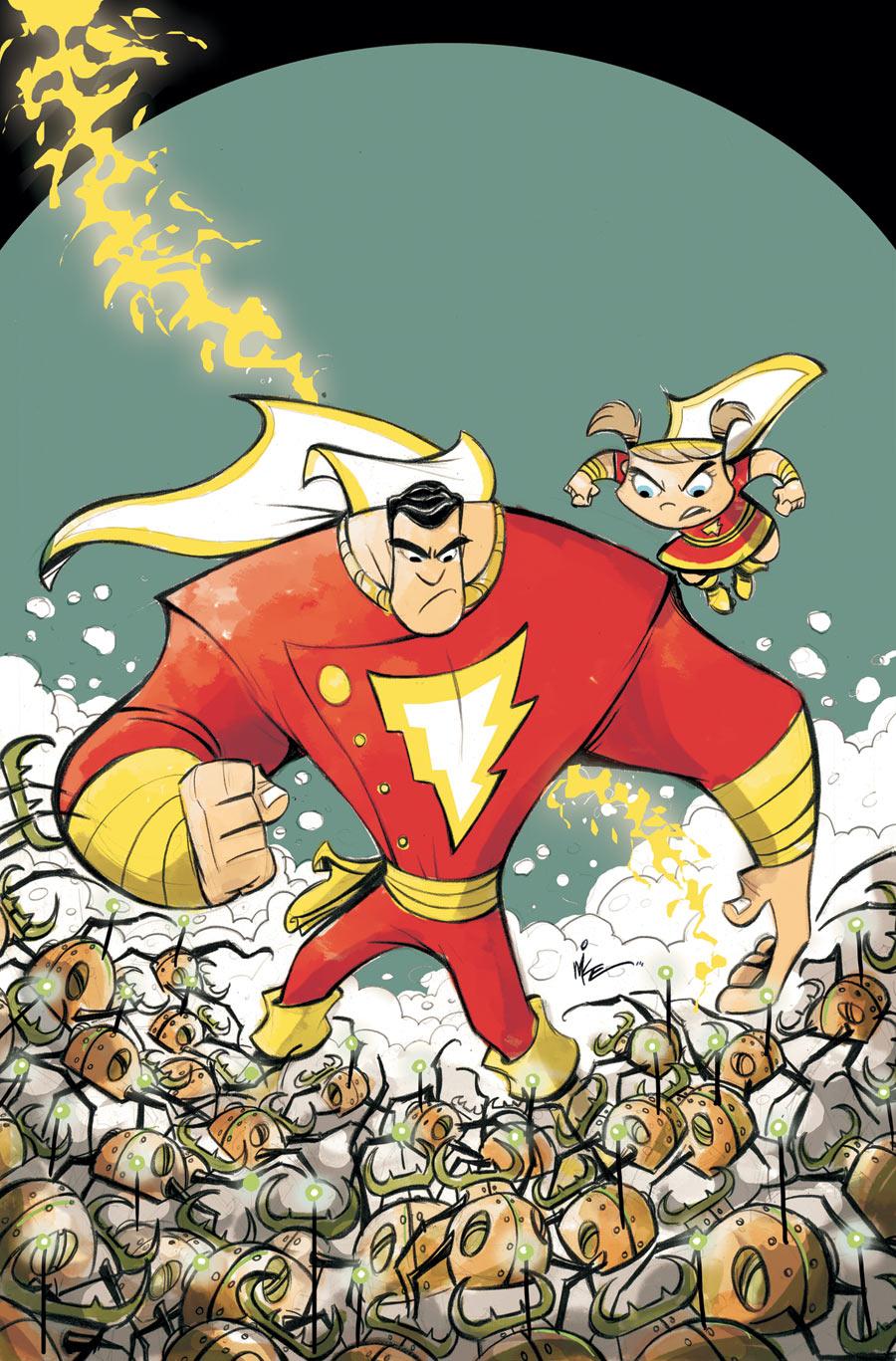 Billy Batson (Magic of Shazam)