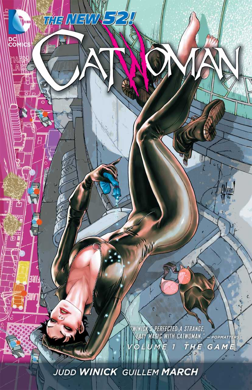 Catwoman: The Game (Collected)