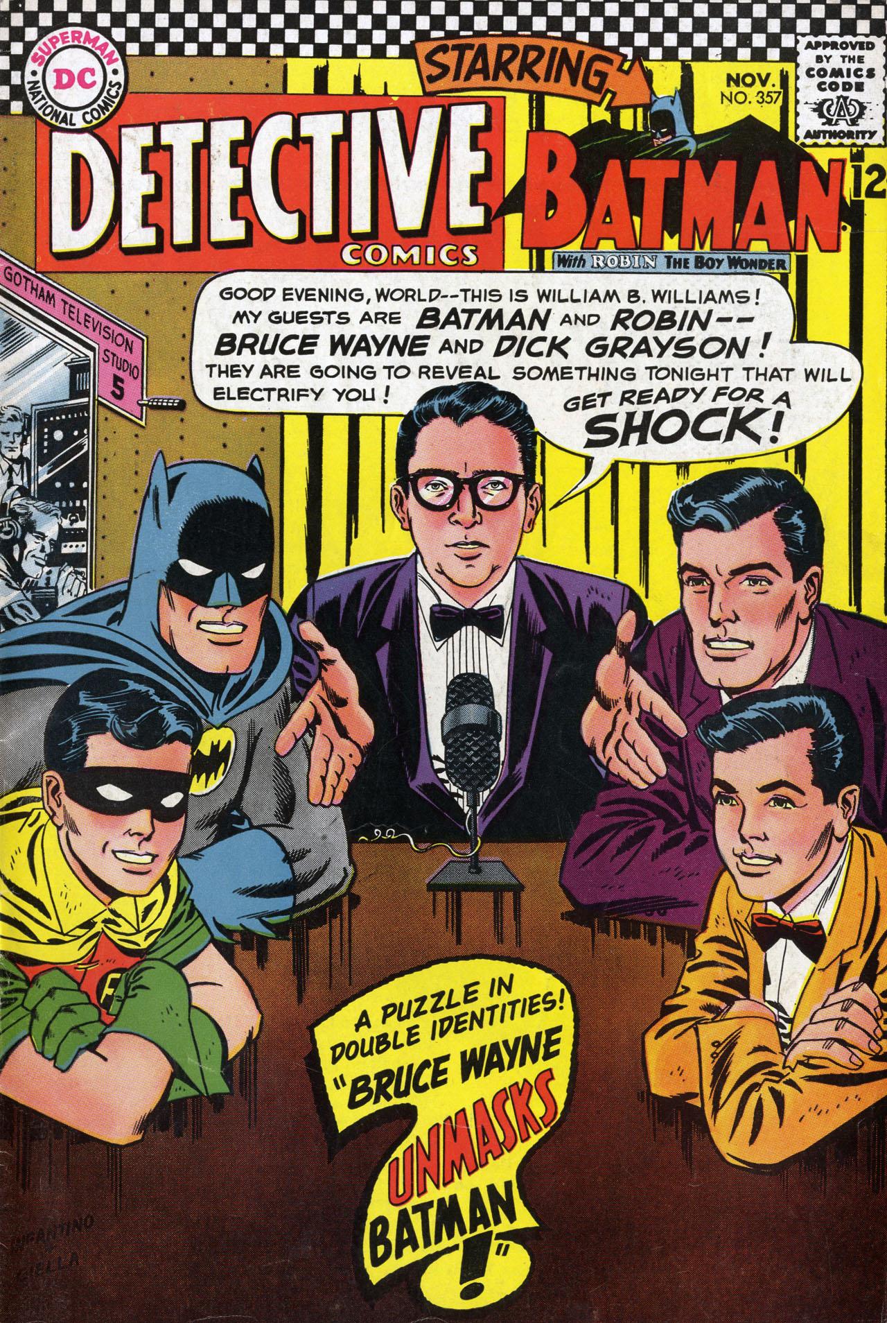 Detective Comics Vol 1 357