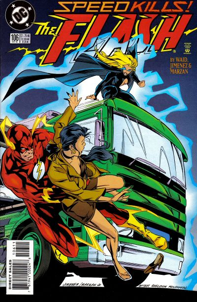 The Flash Vol 2 106