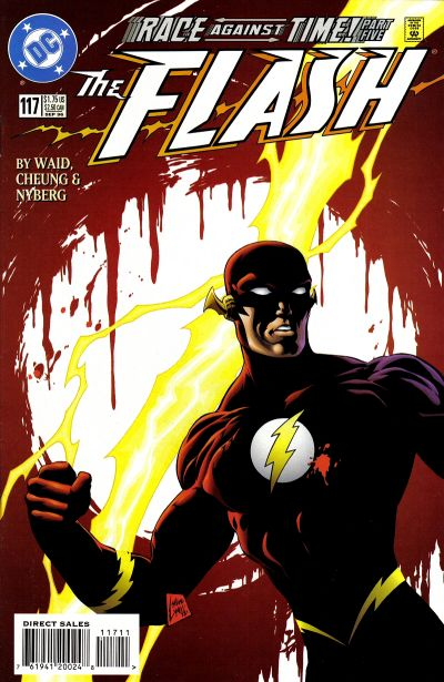 The Flash Vol 2 117